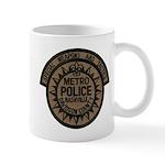 Nashville Police SWAT Mug