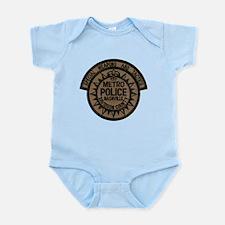 Nashville Police SWAT Infant Bodysuit