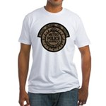 Nashville Police SWAT Fitted T-Shirt