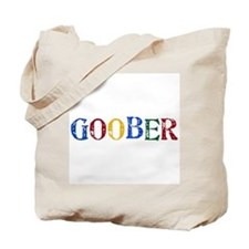 Goober Rainbow Tote Bag