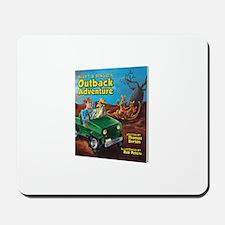 Bluey & Dingo's Outback Adventure Mousepad