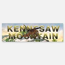 ABH Kennesaw Mountain Bumper Bumper Sticker