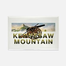 ABH Kennesaw Mountain Rectangle Magnet