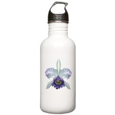 Colorful Orchids Water Bottle