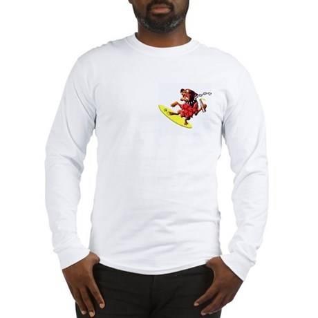 Surf Dog Long Sleeve T-Shirt
