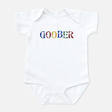 Goober Rainbow Infant Creeper