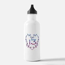 Thirteenth Birthday Water Bottle