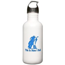 Golfing Dad Water Bottle