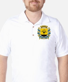 Donetsk Coat of Arms T-Shirt