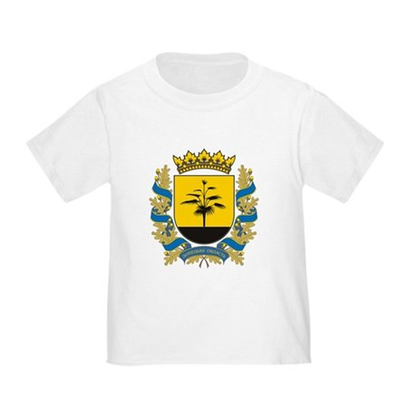 Donetsk Coat of Arms Toddler T-Shirt