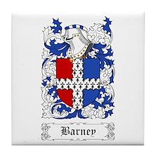 Barney Tile Coaster