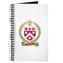 DUROEUSSEAU Family Crest Journal
