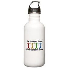 Women Supporting Women Sports Water Bottle