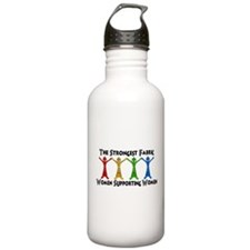 Women Supporting Women Water Bottle