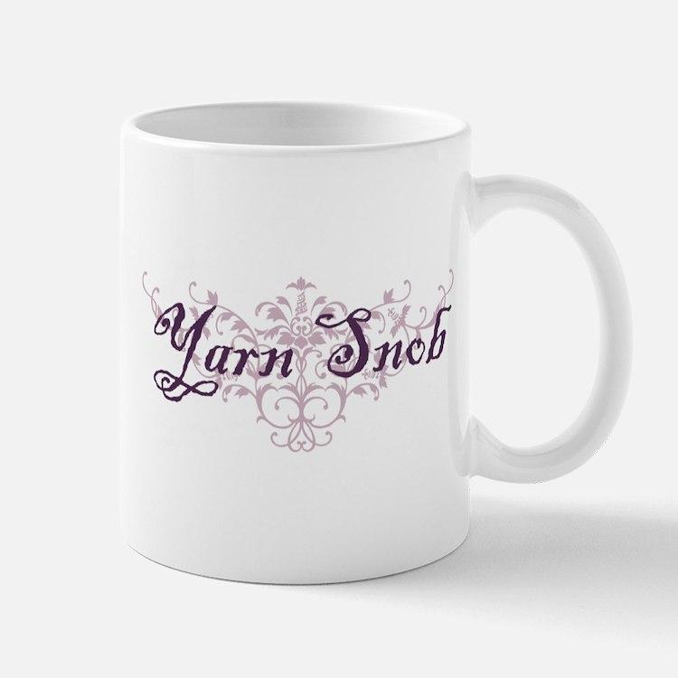 yarn snob Mugs
