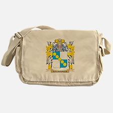 Stubbings Family Crest - Coat of Arm Messenger Bag