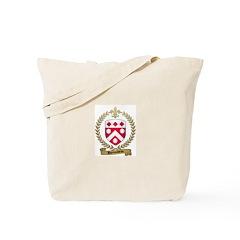 DUROUSSEAU Family Crest Tote Bag