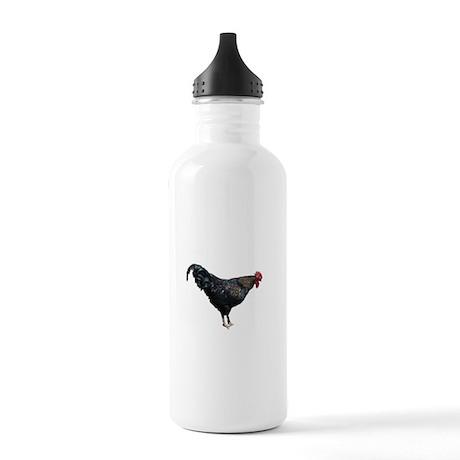 Black Hen Stainless Water Bottle 1.0L