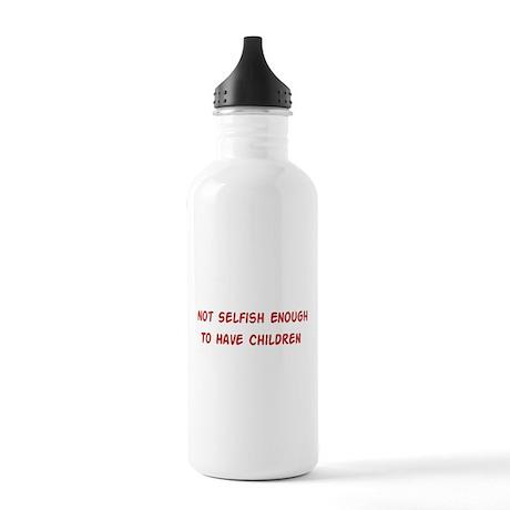 No Breeder Ego Stainless Water Bottle 1.0L