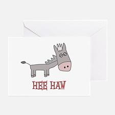 Donkey Greeting Cards (Pk of 10)