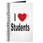 I Love Students Journal