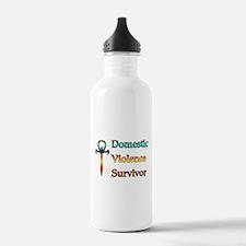 Domestic Violence Survivor Water Bottle