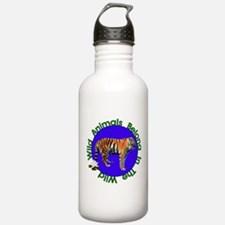 Tatiana The Tiger Water Bottle