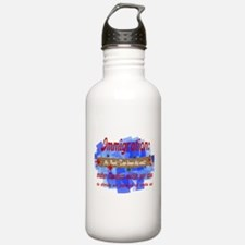 Election Year Issue Water Bottle