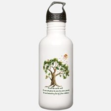 Kenyan Nature Proverb Water Bottle