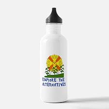 Alternative Energy Water Bottle