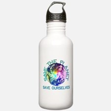 Save The Planet Water Bottle