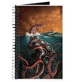 Kraken Journals & Spiral Notebooks