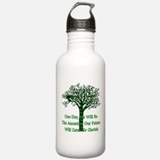Environment Ancestor Skulls Water Bottle