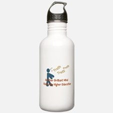 Wasted Education Water Bottle
