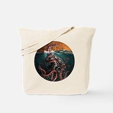 Kraken! Tote Bag