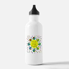 Gifted Not Strange Water Bottle