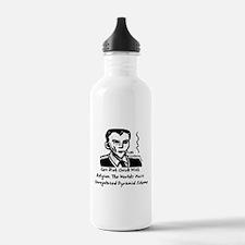 Religion Pyramid Scheme Water Bottle