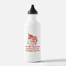 Atheist Pledge Water Bottle