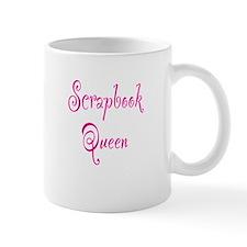 Scrapbook Queen Mug