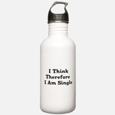 Free and Single Water Bottle