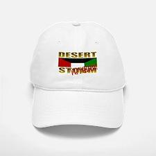 Desert Storm Veteran Baseball Baseball Cap