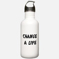 Change A Life Water Bottle