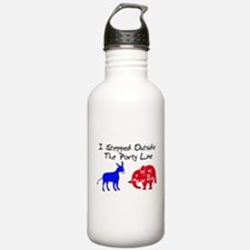 Anti-Republican Elephant Water Bottle