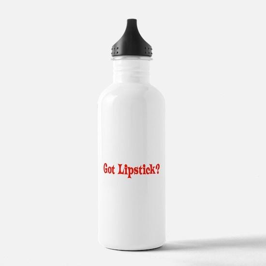 Got Lipstick? Water Bottle