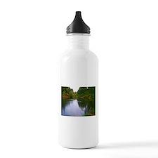 Pond Ducks Water Bottle
