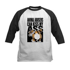 Animal Abusers Can Kiss My As Tee
