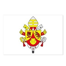 Pope Benedict XVI Postcards (Package of 8)