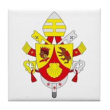 Pope Benedict XVI Tile Coaster