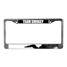 Team Smokey License Plate Frame