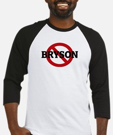 Anti-Bryson Baseball Jersey